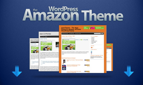 Product picture Azon Theme Latest Amazon Affiliate Wordpress Theme